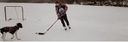 Nice on the ice